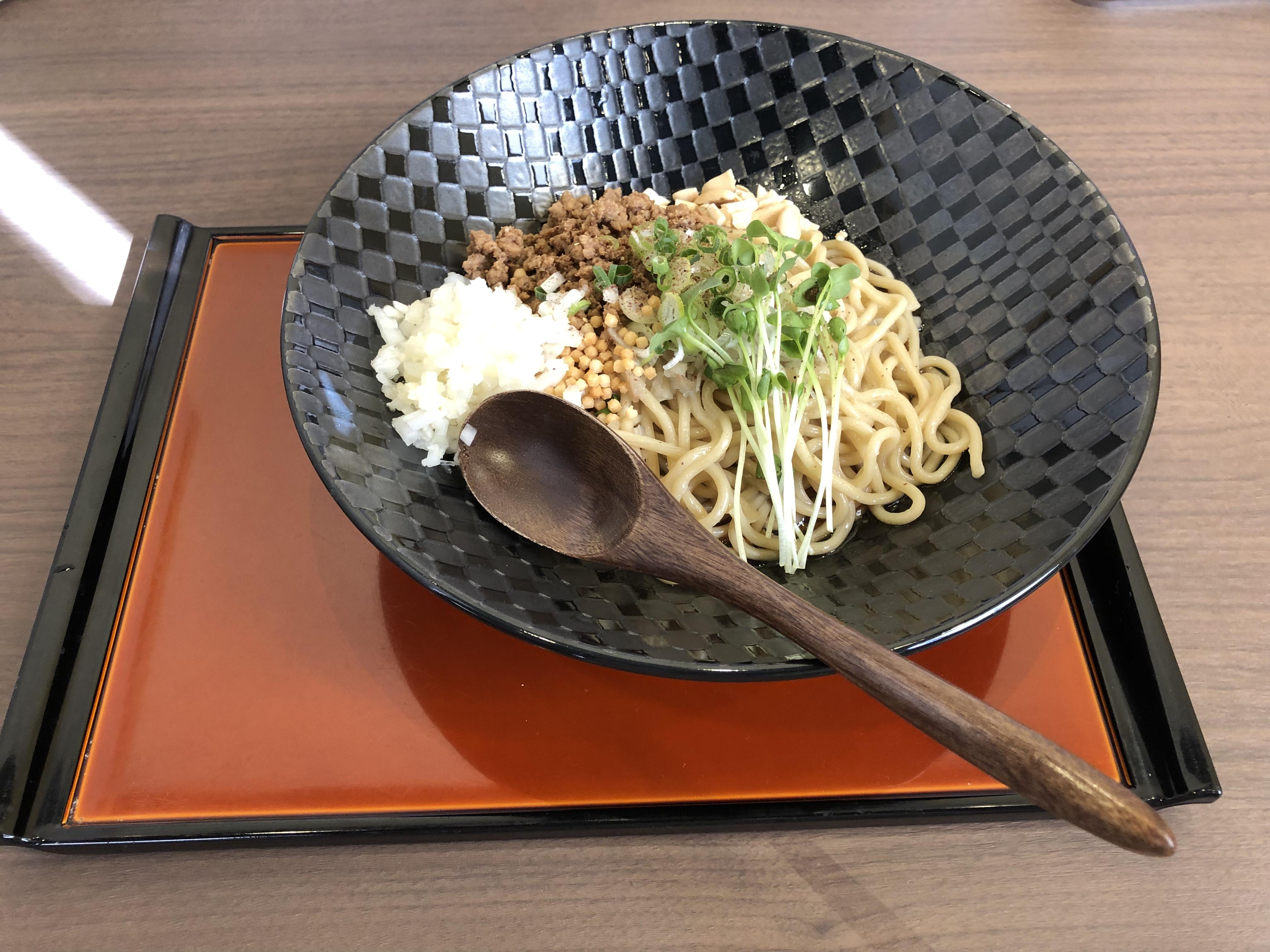 11月6日リニューアルオープン、担々麺専門店「發巳」、花椒香る絶品汁なし担々麺は流石の一言でした