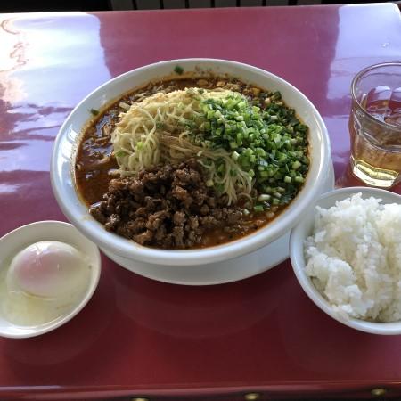 宝木方面の中華屋さん「小閣楼」に初訪問 お昼は激混み必至、ボリューム満点な汁なし担々麺
