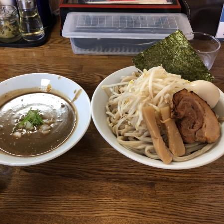 宇都宮を代表する名店「村岡屋本店」で木曜限定メニュー「濃厚味噌つけ麺」を食べてきた こってりにも程がある濃厚スープは食べ応え十分
