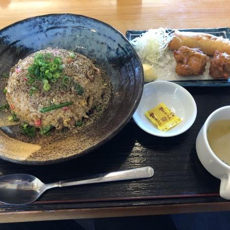 上三川町にあるチャーハン専門店「こう米」に初訪問 人気メニュー、ホルモンガーリックペッパー炒飯を食べてきた
