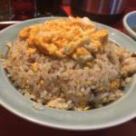 世界で3番目に美味しい「珉亭(みんてい)」で卵たっぷりたまごチャーハンを頂く 追加注文の餃子も特大サイズで食べ応え満点