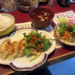 宇都宮中央通り沿い「生きてる餃子バリス」 ランチメニューの餃子定食はコスパ◎、皆大好き「あれ」が食べ放題に!?