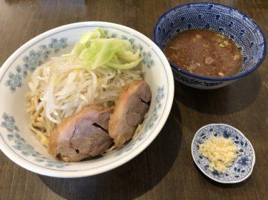 二郎系ラーメンが食べたくて宇都宮大谷街道「らーめんO」に再訪問 新メニュー「塩つけ麺」を食べてきた