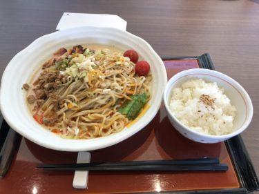 宇都宮環状線沿い、担々麺専門店「發巳」にて早くも冷やしメニューが登場 暑い日にぴったりピリ辛冷やし担々麺