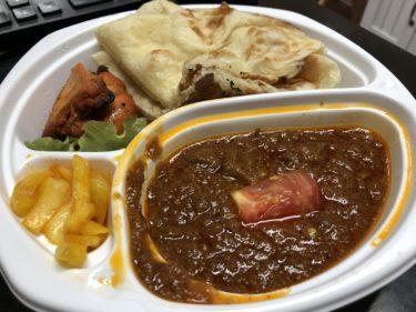 【テイクアウト】宇都宮コンセーレ向かい、インド料理店「シャングリラ・モティ」のインドカレーがお得に食べられる「エクカリーセット」をお持ち帰りしてみた