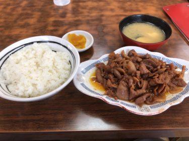 下野市の人気定食屋「レストラン倉井」へ初訪問 噂のホルモン定食を食べてきた