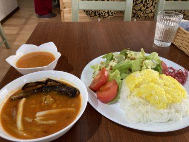 ペルシャ料理専門店「CASPIAN」に初訪問 日替わりメニュー「ホレシテ ゲイメ」を食べてみた