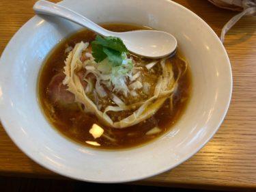さくら市フィオーレ喜連川「サクラソバストアー」 トリュフオイル入り「鶏そば」を食べてきた