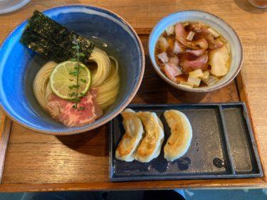 小山市横倉「ヨコクラストアハウス」に初訪問 並んでも食べたい!昆布水つけ麺(醤油)に大満足