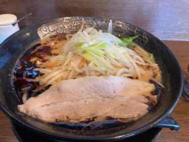 「拉麺 雷多」 栃木の人気ラーメン店で真っ黒!?闇味噌ラーメンを食べてきた