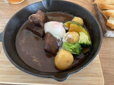 宇都宮中央にカフェがオープン「Habit Kitchen」 こぶし大のお肉が嬉しいランチ限定牛タンシチュー