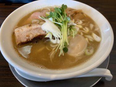 らーめん剣豪で濃厚鶏ラーメンを堪能 こってりにも程がある超濃厚スープに思わず完飲