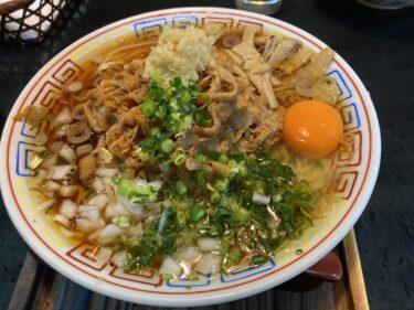 徳次郎ラーメンを求めて「麺栞みかさ」へ再訪問 お肉山盛り!贅沢ラーメンに大興奮